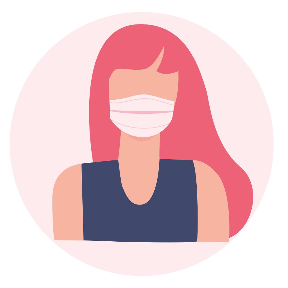 """Wear a mask"""""""